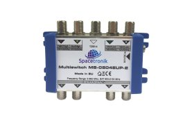 Multiswitch 5/4 Spacetronik MS-0504EUP-2