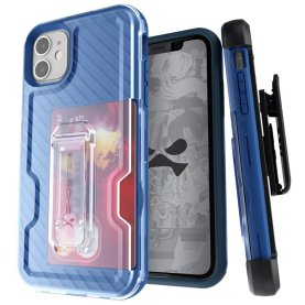 Etui Iron Armor 3 Apple iPhone 11 niebieski